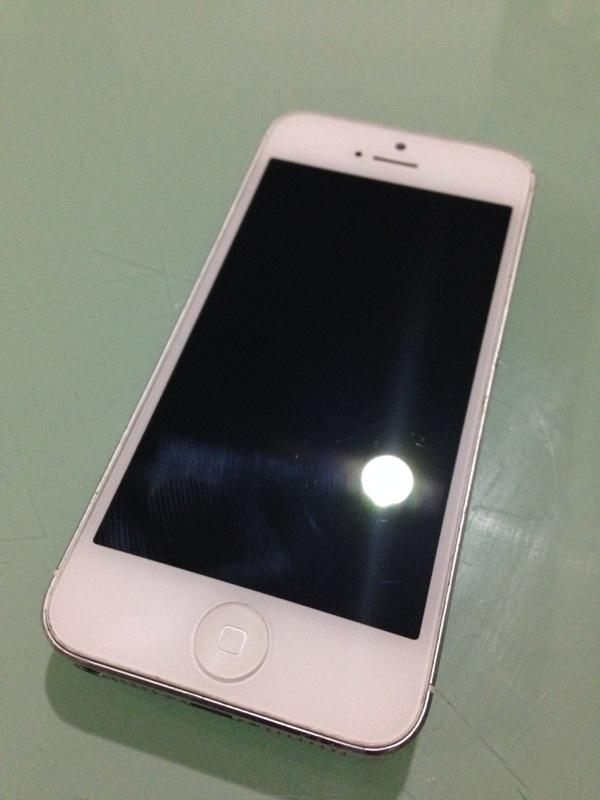 iPhone 5 16Gb white icloud Lost stolen