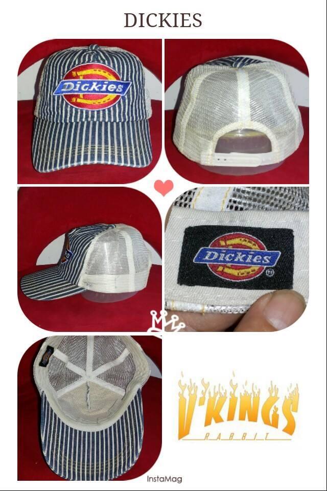 abca566bdfcfc Terjual Jual Topi Second Dickies Banyak pilihan (always update)