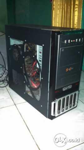 core 2 quad Q8200 lengkap dan murah