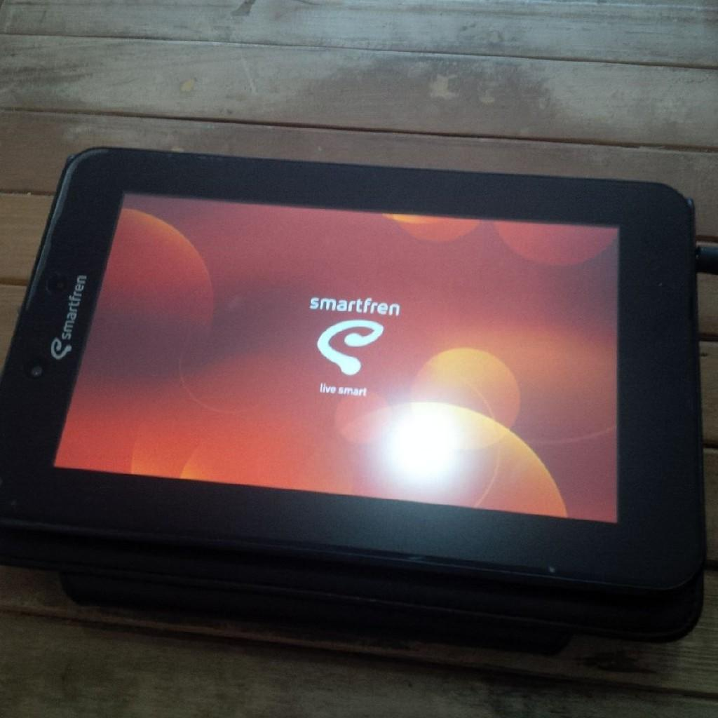 tablet smartfren andromax TAB 7 murah bonus leather flip case