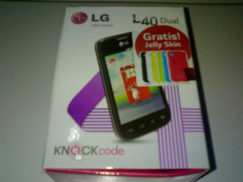 LG L 40 Dual