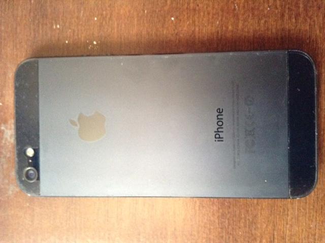 Iphone 5 mulus like new 16 GB Black 98% condition, masuk gan
