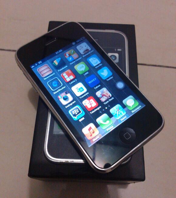 iphone 3GS 32GB FU