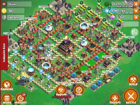akun samurai siege for ios