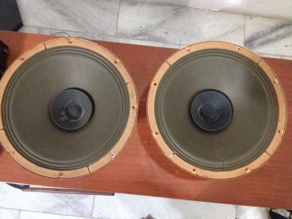 Speaker Vintage Driver Fullrange Philips 1255/m7 Alnico (mint cond)
