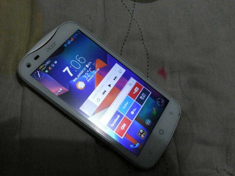 [Smartphone] Android Acer Liquid E2 2nd -Depok.