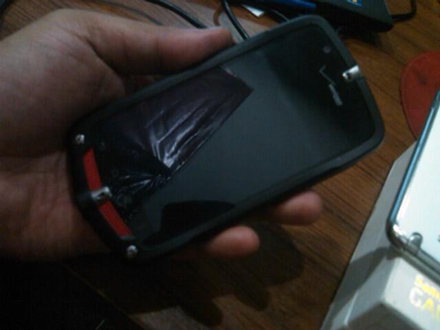 Casio Commando Gzone 4G LTE...Android Sangarrrrr...Tahan Banting...Tahan Air