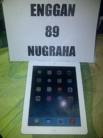 iPad 2 32GB WIFI + CELULAR 99% Mulus bingits Fulset Bandung