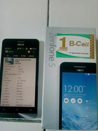 Zenfone 5 Ram 2GB Internal 16GB GAransi B-cell