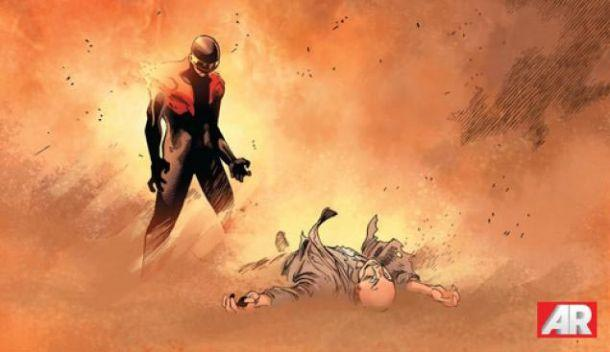 Kematian super hero yang menggemparkan dunia