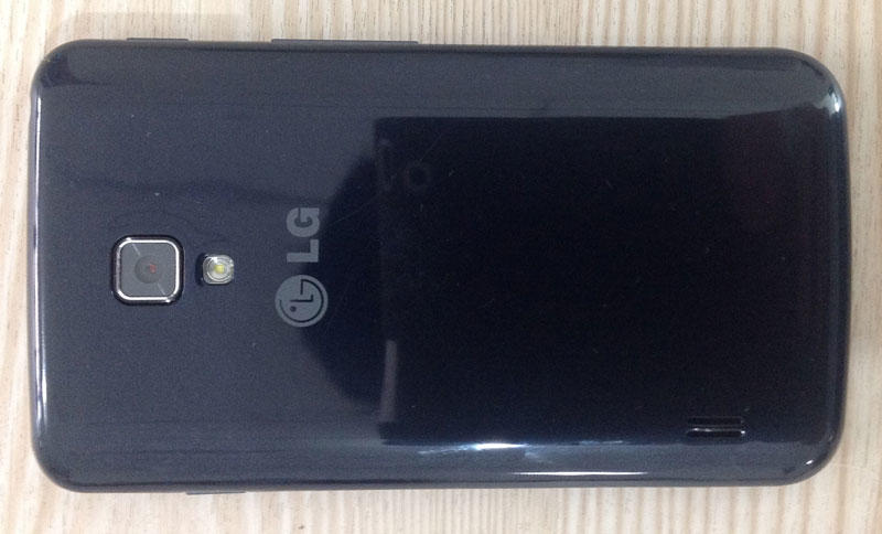 LG L7 ii Dual P715 second black mulus murah garansi juni 2015 full set original