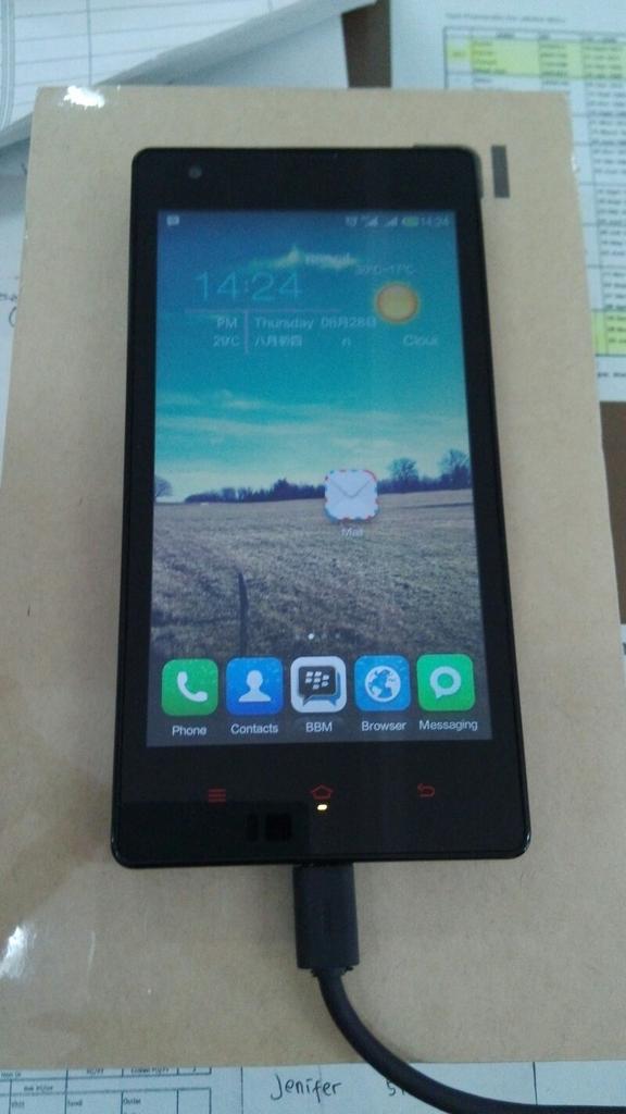 Xiaomi Redmi 1s - Bandung