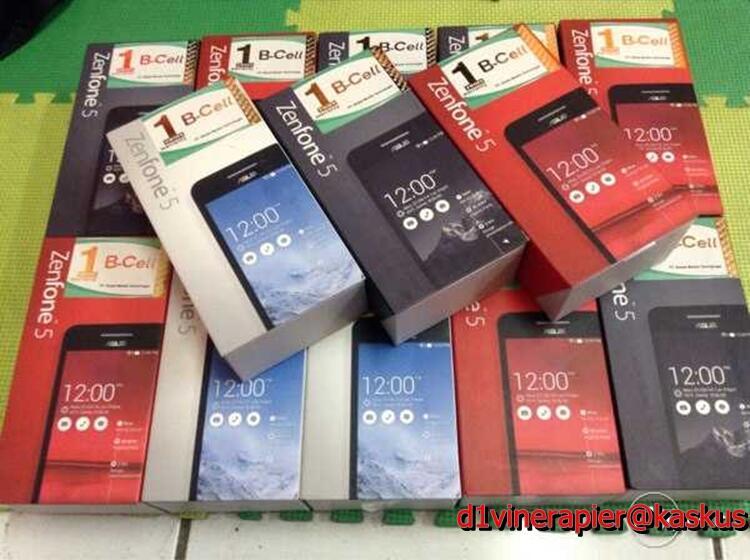 ASUS Zenfone 5 Dan Zenfone 6 Termurah Dijamin Bisa Rekber Reseller Merapat