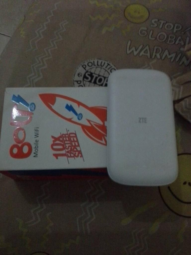 WTS BOLT Modem WIFI 4G/LTE