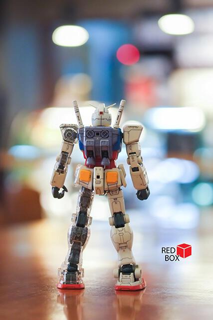 Gundam Gallery Box - Share - Challange - Gundam of the month