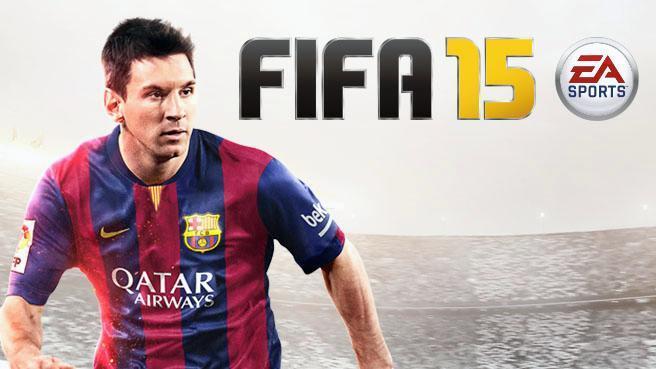 READY PS4/PS3/PSvita Fifa 15 Murah!
