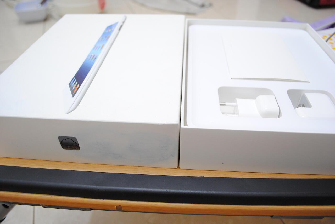 2nd iPad 3rd Gen 16 GB Wifi Only