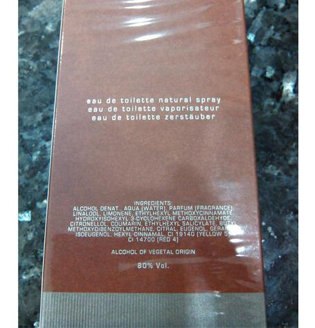 Parfum Original Aigner Pour Homme for Men