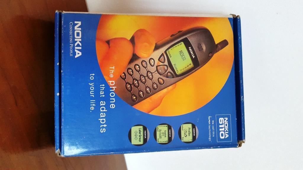 Nokia 6110 SUPER MINT CONDITION LIKE NEW.. by Goldlovers777
