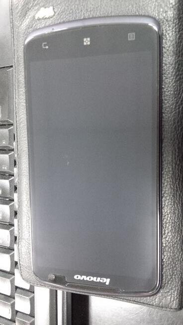 Lenovo S920 Mulus gan warna biru