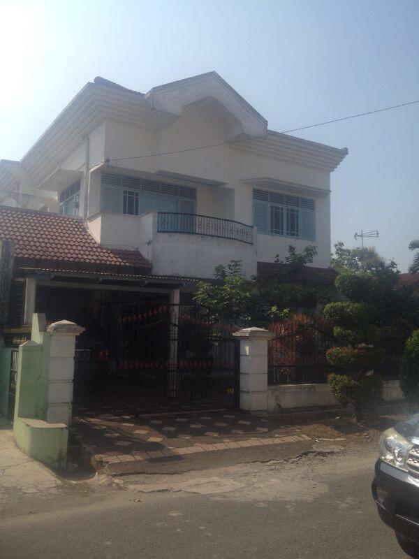 Rumah Luas dan Strategis Pusat Kota Medan