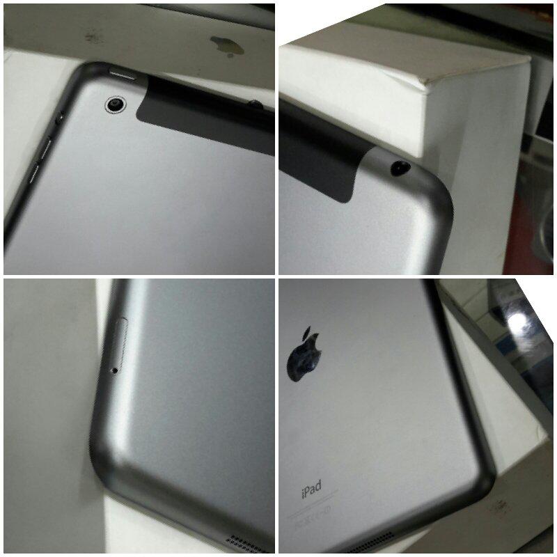 ipad air 128gb cell + wifi space gray bandung