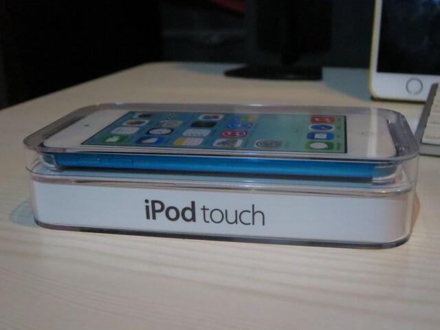 BNIB iPod Touch 5th Gen 32GB Blue Murahhh....