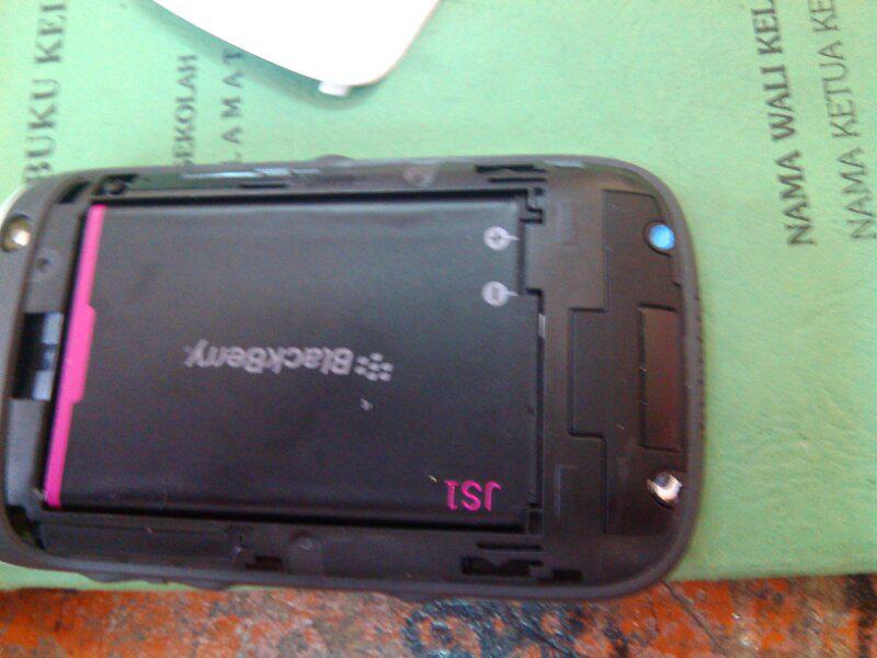 blackberry amstrong dan apolo