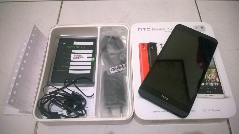 HTC DESIRE 816 Beli 1 September kmrn brg review lg nih dijual cepet aje