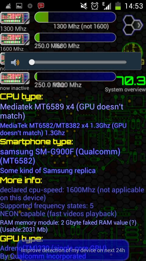 WTs samsung replika s5 mt 6582 ..