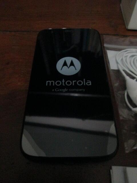 Motorola Moto G Dual SIM - 16 GB