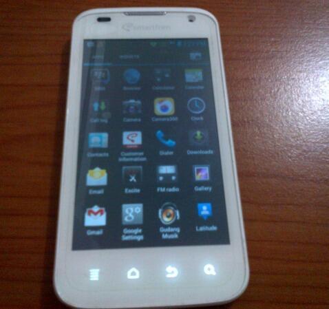 Jual Hp Android Andromax I putih 350rb aja yg batangan normal