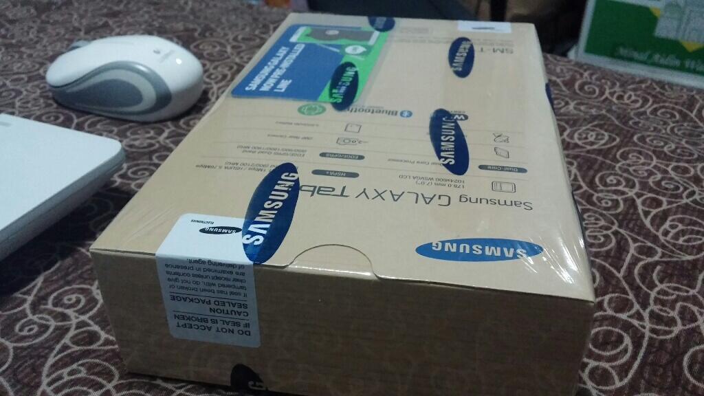 """[BNIB] Samsung Tab 3 Lite 7.0"""" 8GB - SM-T111 (SIM + WIFI) - SEIN"""