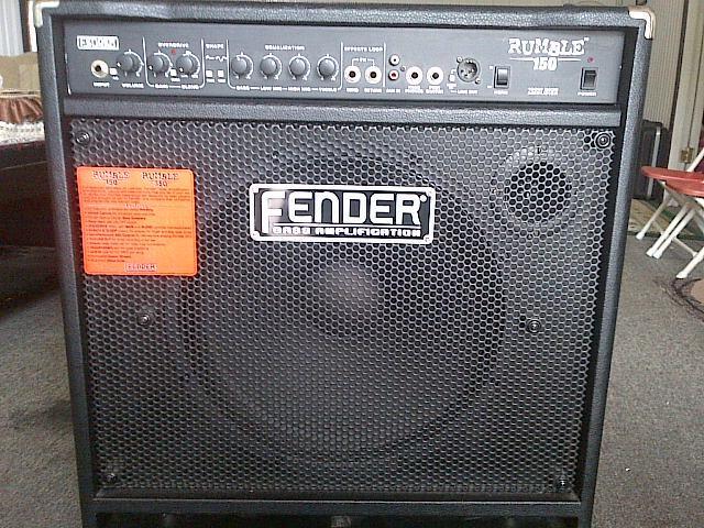 Fender Rumble 150 B Review