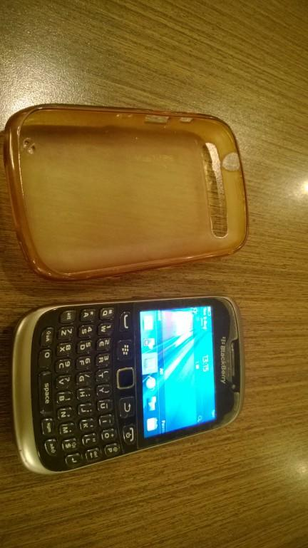 JUAL BLACKBERRY CURVE 9320 A.K.A AMSTRONG