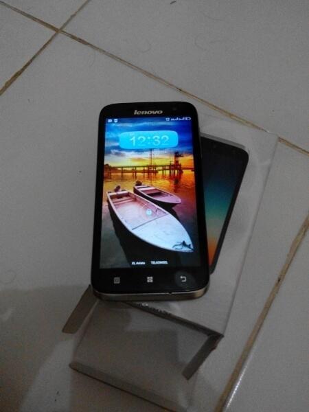 [WTS] Lenovo A859 Fullset Garansi + Bonus Hardcase, Jakarta