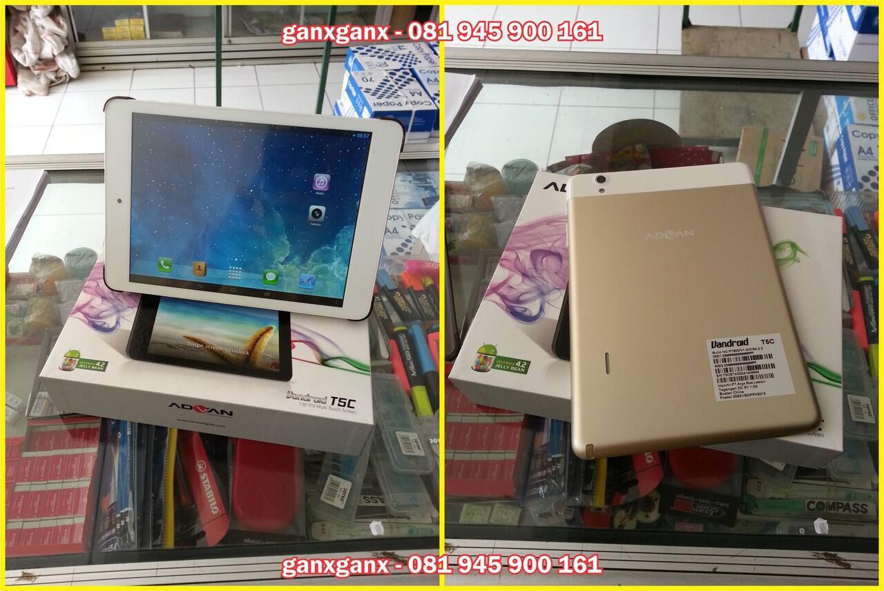 """Advan T5C Tablet 8"""" LIKE NEW"""