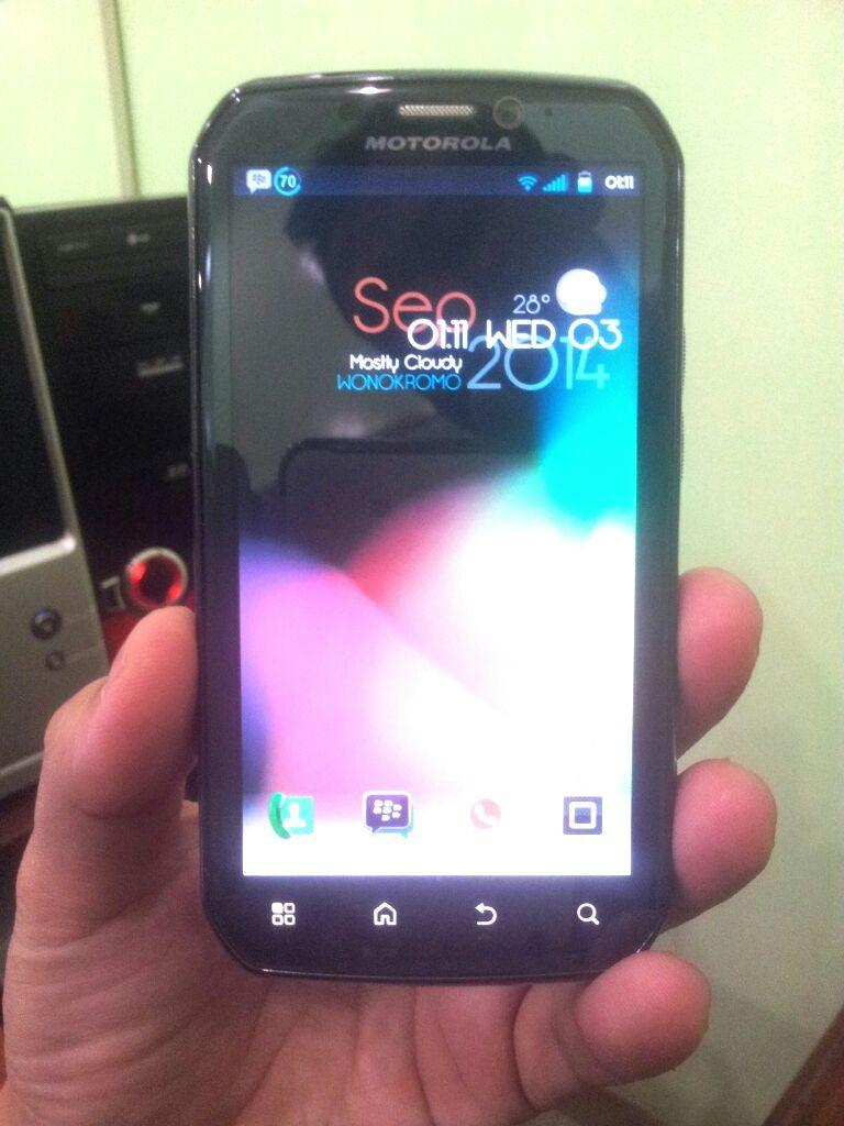 dijual Motorola Photon 4G MB855