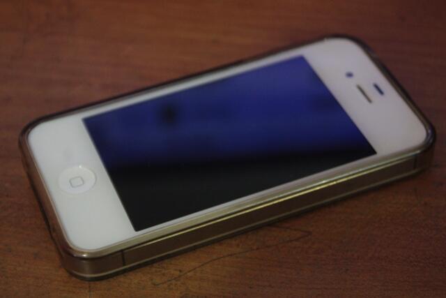 WTS Iphone 4 CDMA 16Gb White Mulus Bandung