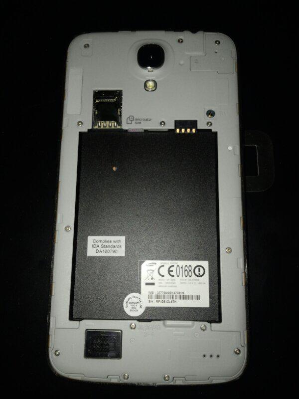 Samsung Galaxy Mega 6.3 LTE I9205 Black Fullset, Saingan Note 2; Mega; Lg G Pro