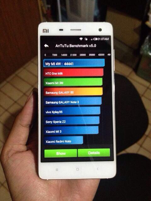 Xiaomi Mi4 baru/bnib murah cod bandung❤️