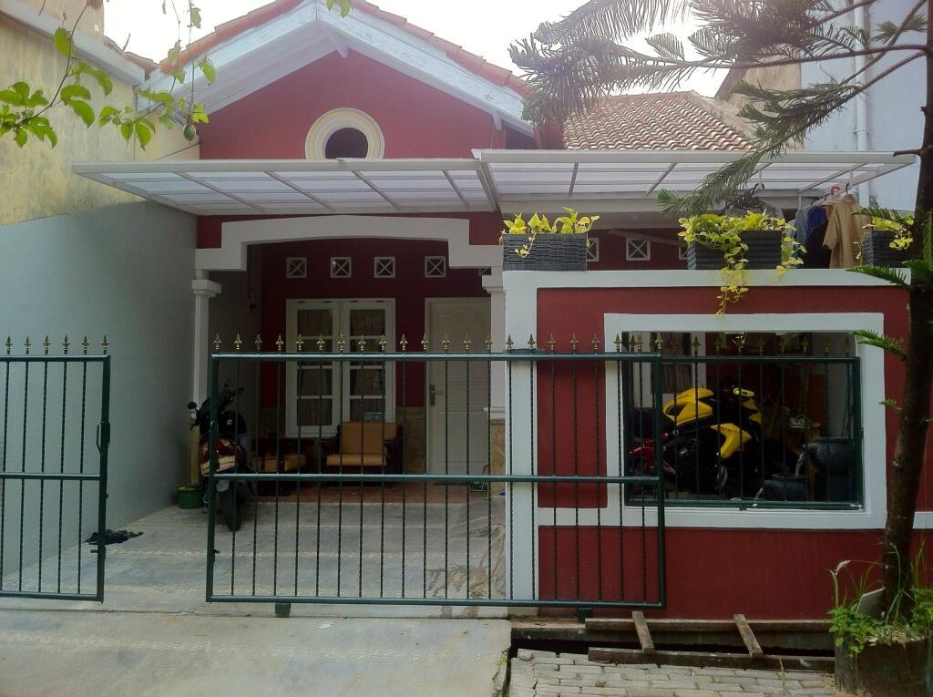 Rumah di Legoso Ciputat [dpn UIN] Aman Nyaman Bebas Banjir