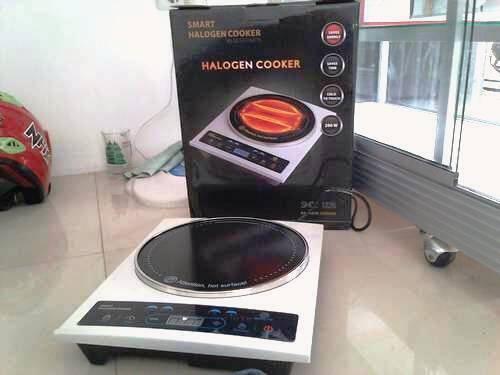 Agen Kompor Listrik Induksi Murah Ready Kompor Induksi Halogen Smart Cooker