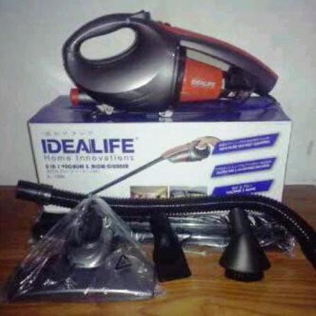 Pengisap Debu Idealife IL130S Vacuum Cleaner Sekaligus Blower