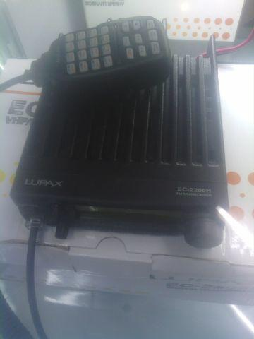 RIG LUPAX EC 2200 H VHF 65 W NEW ORI BERGARANSI