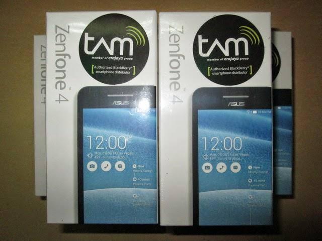 Asus Zenfone 4 TAM - murmer cod SOLO