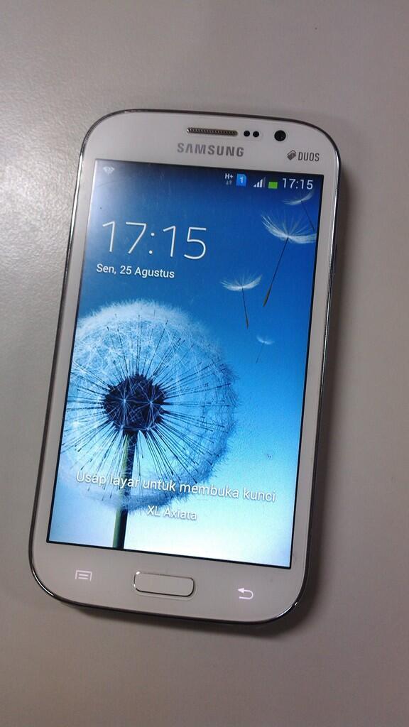 Samsung Galaxy Grand Putih