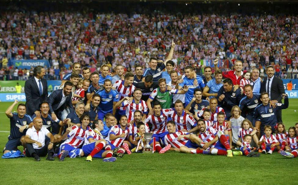 Atletico de Madrid Temporada 2014/2015 - Un Sentimiento, Una Pasion, Un Orgullo