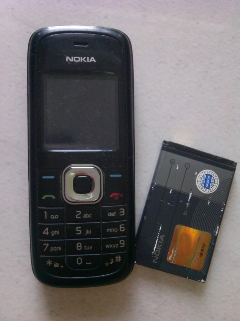 Nokia 1508i CDMA Batangan Mulus 85%