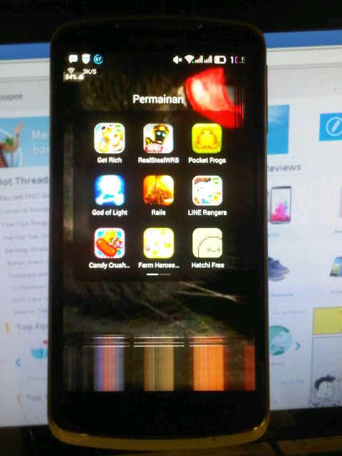 WTS LEnovo S920 full set Minus LCD rusak, garansi okeshop